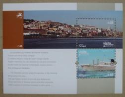 Portugal    Europa  Cept    Besuchen Sie Europa  2012  ** - Europa-CEPT