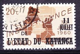 Katanga - Congo - Albertville (g) Nr   -    Gestempeld-obliteré- Used - Katanga