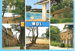 Groeten Uit  Mol-6 Zichten -Multivues - Mol