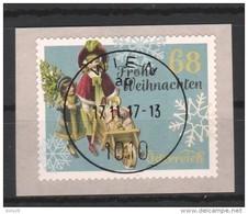 """Österreich 2017: """"Vintage Christmas""""  Gestempelt (siehe Foto/Scan) - 1945-.... 2nd Republic"""