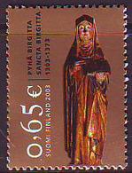 Finlandia 2003  Yvert Tellier  1613 Santa Brigitte ** - Unused Stamps