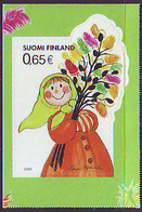 Finlandia 2005  Yvert Tellier  1709 Pascua'05 ** - Unused Stamps