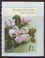 Finlandia 2005  Yvert Tellier  1711 Flora , Flor Del Manzano ** - Finland