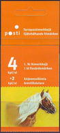 Finlandia 2005  Yvert Tellier  1717/20 Ponies (4s) ** - Finland