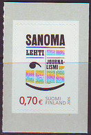 Finlandia 2006  Yvert Tellier  1786 Periodico ** - Unused Stamps