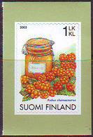 Finlandia 2005  Yvert Tellier  1725 Bayas. Autoadesivo ** - Ongebruikt