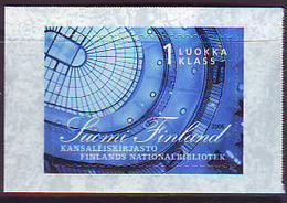 Finlandia 2006  Yvert Tellier  1745 Biblioteca Nacional(1s) ** - Finland