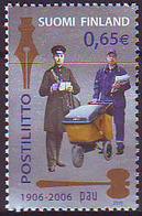 Finlandia 2006  Yvert Tellier  1746 PAU (union De Trabajadores De Correos) ** - Ongebruikt