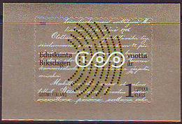 Finlandia 2006  Yvert Tellier  1751 Parlamento (1s) ** - Unused Stamps