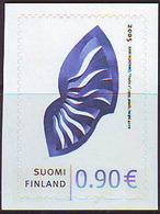 Finlandia 2005  Yvert Tellier  1734 Sello Con Cuadro ** - Unused Stamps