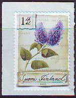 Finlandia 2006  Yvert Tellier  1760 Flores Lilas ** - Finlande
