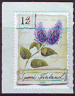 Finlandia 2006  Yvert Tellier  1760 Flores Lilas ** - Finland