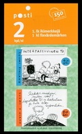 Finlandia 2006  Yvert Tellier  1778/79 Vida Familiar (2s) ** - Finland