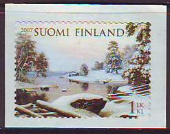 Finlandia 2007  Yvert Tellier  1802 Arte ** - Unused Stamps