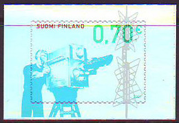 Finlandia 2007  Yvert Tellier  1794 50 A. Television ** - Finland
