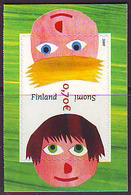 Finlandia 2007  Yvert Tellier  1793 S.Valentin/Adh. ** - Finlandia
