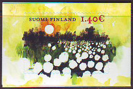 Finlandia 2007  Yvert Tellier  1801 Puesta De Sol/S.Básica ** - Finlande