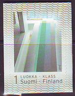 Finlandia 2007  Yvert Tellier  1833 Sello Person./arquitect.adh.  ** - Unused Stamps