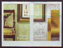 Finlandia 2007  Yvert Tellier  1830/31 Antiguedades/adh. ** - Unused Stamps