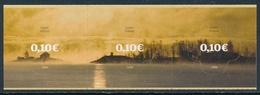 Finlandia 2008  Yvert Tellier  1851/53 Archipialago En La Bruma Adh.heliogr. ** - Unused Stamps