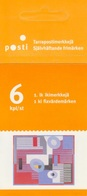 Finlandia 2008  Yvert Tellier  1874 C. Arte Finlandes/carnet ** - Unused Stamps