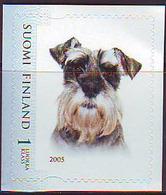 Finlandia 2005  Yvert Tellier  1712 Perro ** - Unused Stamps