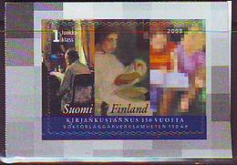 Finlandia 2008  Yvert Tellier  1864 150 Aniv.Editores Fin. ** - Ungebraucht