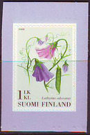 Finlandia 2008  Yvert Tellier  1870 Flor/Guisante ** - Finlande