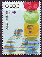 Finlandia 2009  Yvert Tellier  1917 Medicina/Hospital ** - Unused Stamps