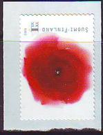 Finlandia 2009  Yvert Tellier  1933 Flor/rosa ** - Finland