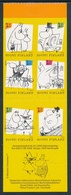 Finlandia 2009  Yvert Tellier  1941 C. Les Moumines-dibujos/ Carnet 1ª Clase ** - Unused Stamps