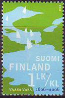 Finlandia 2006  Yvert Tellier  1772 400A De La Ciudad De Vaasa ** - Finland