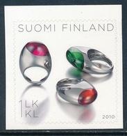 Finlandia 2010  Yvert Tellier  1978 Anillos ** - Unused Stamps