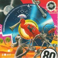 Finlandia 2010  Yvert Tellier  1966 C. Rock Finlandes- Carnet ** - Unused Stamps