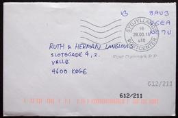 Denmark 2016 Letter Mobile Postage (lot 6642 ) - Lettres & Documents