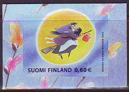 Finlandia 2002  Yvert Tellier  1575 Brujas  ** - Unused Stamps