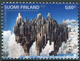 Finlandia 2002  Yvert Tellier  1590 Norden Arte ** - Finland