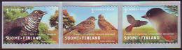 Finlandia 2003  Yvert Tellier  1595/97 Pajaros ** - Unused Stamps