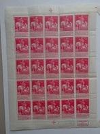 BELGIE   1911  Caritas  F 91   Met  21 Zegels Postfris ** + 9 Zegels Met Scharnier *     CW  240,00 - 1910-1911 Caritas