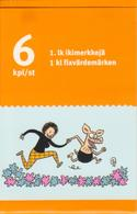 Finlandia 2003  Yvert Tellier  1601.C San Valentin ** - Unused Stamps