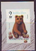 Finlandia 2004  Yvert Tellier  1664 Fauna : Oso ** - Unused Stamps