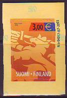 Finlandia 2004  Yvert Tellier  1665 Basica 3,00 € ** - Unused Stamps