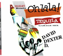 CD N°4070 - DAVID DEXTER D. - OH LA LA ! TEQUILA - COMPILATION 3 TITRES - Jazz