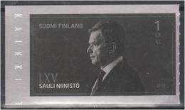Finlandia 2013  Yvert Tellier  2225 Personaje: Presidente Niinistö ** - Unused Stamps