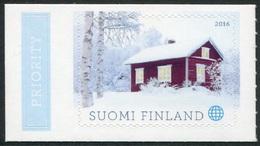 Finlandia 2016  Yvert Tellier  2443 Casa De Campo Roja  ** - Finlande