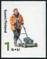 Finlandia 2016  Yvert Tellier  N-2016-01 Corte De Cesped  ** - Unused Stamps