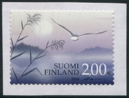 Finlandia 2016  Yvert Tellier  2406 Fauna : Aves - De Rollo ** - Unused Stamps