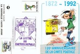 GASTON LAGAFFE : Calendrier DALIX 1992 - Franquin