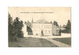 BEAUVECHAIN. - Le Château De Madame Plancquaert (1923). - Bevekom