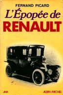 L'épopée De Renault De Fernand Picard (1976) - Motorrad